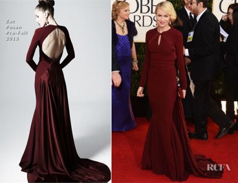 Naomi-Watts-in-Zac-Posen-2013-Golden-Globe-Awards