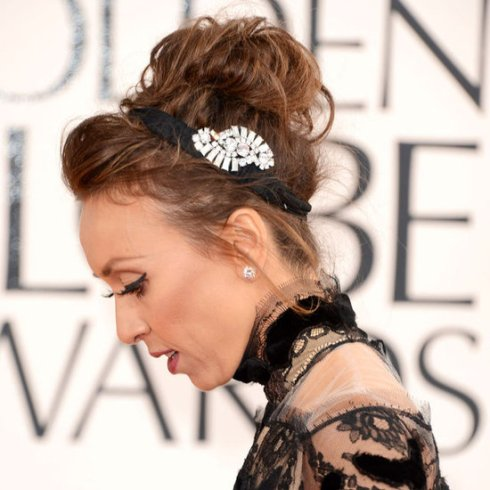 Pictures-Giuliana-Rancic-2013-Golden-Globes